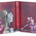 Between Reality & Utopia II38,5 x 25 cmMixed media on book cover